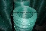 PVCによって塗られるタイワイヤー