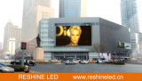 Fissi esterni dell'interno installano la pubblicità schermo di visualizzazione del comitato del LED video//segno/parete/tabellone per le affissioni locativi