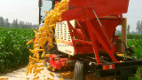 Grande tanque da grão para a maquinaria da colheita do milho do milho
