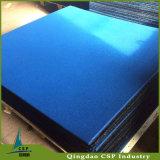 Плитка крытого пола тренировки резиновый с ценой по прейскуранту завода-изготовителя