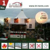 tienda del alimento del abastecimiento de la pagoda de los 5X5m para al aire libre