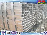 De gegalvaniseerde Vierkante Buis van het Staal van /Rectangular voor de Structuur van het Staal