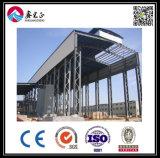 La construcción de acero o de un depósito