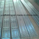 Tablones del andamio usados para la construcción Walkboard de acero 001