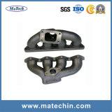 鋳物場の習慣の鋳造物Ggg40の鉄の排気多岐管