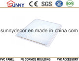 Panneau de marbre de mur de Panneau-PVC de plafond de PVC de modèle