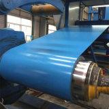 Bobine en acier enduite par couleur galvanisée enduite d'une première couche de peinture fournie par usine