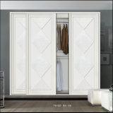 Шкаф шкафа раздвижной двери спальни (zh-5073)