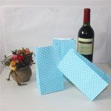 Bolsas de papel innovadoras coloridas del favor de partido del envasado de alimentos