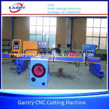 金属板および管KrXgbのための頑丈なガントリーCNC血しょうフレーム切断機械
