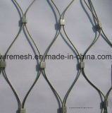 Hand-Woven плетение кабеля нержавеющей стали