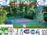 De opgeschorte Modulaire Met elkaar verbindende Bevloering van de Rol van het Basketbal