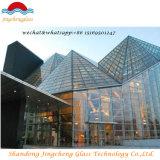 建物のための3-12mm低いEのガラス