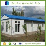 Camera di campeggio Labor della costruzione prefabbricata con l'alta qualità