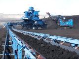Bandförderer für Kohle-Fracht-Station-Transport