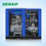 Compresor de aire conducido directo del tornillo del ahorro de la energía de 250 Cfm