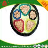 Силовой кабель обшитый PVC
