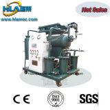 Vakuumheizungs-Luft abgekühlter Typ Schwarz-Transformator-Schmieröl-Reinigungsapparat