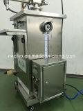のりのクリームおよびワックスのための熱する混合および充填機