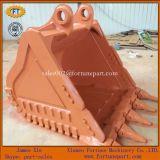 Cubeta da rocha do estripador das peças sobresselentes da máquina escavadora PC200 PC300 de KOMATSU