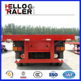 Hersteller 3 Axle 40FT Container Flatbed Trailer Sale