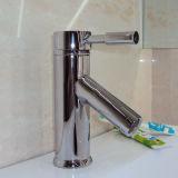 Robinet passé au bichromate de potasse de bassin pour le bassin de salle de bains