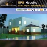 Het uitstekende Vuurvaste Lichte Mobiele Huis van het Frame van het Staal met Decoratie