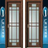 Дверь Casement хорошего качества алюминиевая для ванной комнаты