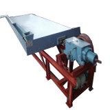Reducción del mineral del manganeso que concentra el vector/que sacude la máquina del vector