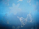 ポリエステルジャカードあや織りファブリック