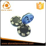 3 Plugs를 가진 100mm Klindex Metal Diamond Grinding Segment