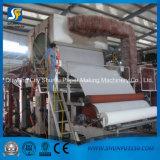 Machine van het Papier van de Pulp van het Stro van de rijst de Culturele, de Machine van de Productie van het Papier van 1880mm A4 voor Geheel
