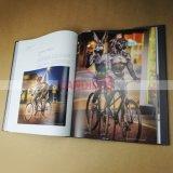 Livre de photographie d'impression de livre d'art de bonne qualité
