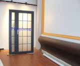 알루미늄 합금 아름다운 프렌치 도어 안쪽 문