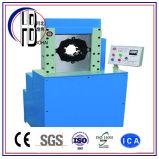 PLCのダイスベースおよびクイックチェンジのツールが付いている産業ホースフィッティングひだが付く機械