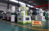 Melhor máquina profissional da pelota da serragem do preço feita em China