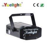 Licht van de Laser van de Afstandsbediening van de Glimworm van Yuelight het Mooie Mini