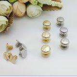 금속 나사 모양은 Customed 장식적인 부대 부속품을 리벳을 박는다