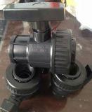 ABS PVC определяют шариковый клапан соединения