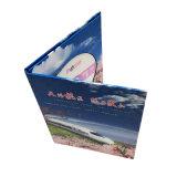 Коробка изготовленный на заказ подарка картона упаковывая для КОМПАКТНОГО ДИСКА