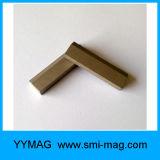 Magnete SmCo del cobalto del samario di figura del blocchetto di alta qualità
