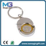 La forme ronde promotionnelle la pièce de monnaie de chariot en métal de logo de benz de moulage mécanique sous pression
