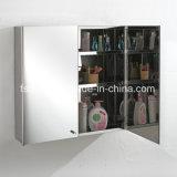 Governo d'acciaio dello specchio della stanza da bagno della mobilia di Staniless (7007)