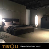 現代デザイン光沢のLacuqerの絵画食器棚のフルハウスのホーム家具Tivo-017VW