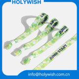 처분할 수 있는 승화를 위한 액티브한 착용 직물 폴리에스테 소맷동