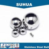 Bolas de acero inoxidable de alta precisión AISI 304 para esmalte de uñas