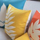 Cuscino di manovella di tela del blu marino del cotone all'ingrosso dell'OEM per mobilia esterna