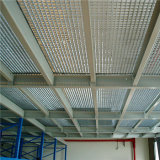 Mezzanin-Fußboden-Zahnstange mit Stahlvergitterung