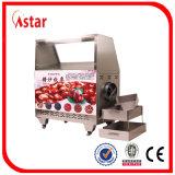 Industrielle Kastanie-Drehmaschinen-Nuts Bratmaschine für Verkauf