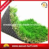 ロールマットのバルコニーの柔らかい人工的な草